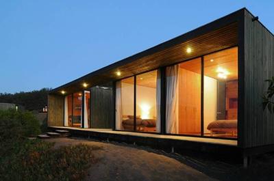residencial - Casas Con Contenedores